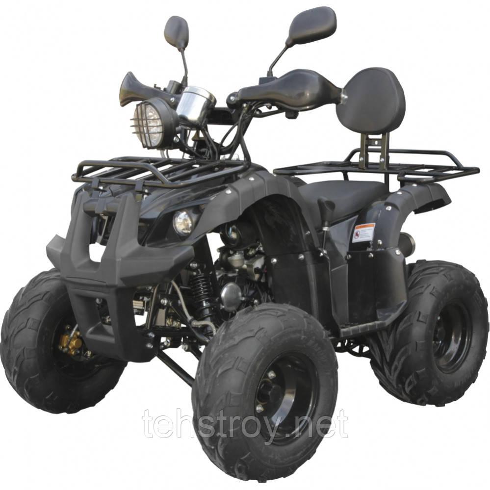 Квадроцикл  SPARK SP125-5 (синий,черный) + ДОСТАВКА бесплатно