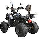 Квадроцикл  SPARK SP125-5 (синий,черный) + ДОСТАВКА бесплатно, фото 5
