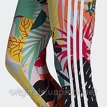 Женские лосины adidas Tropicalage 3-Stripes Tights FH8001  , фото 3