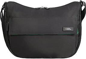 Сумка повседневная с карманом для планшета National Geographic Academy N13905;06 черный
