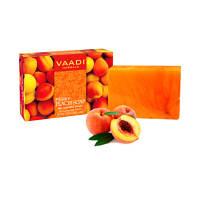 Мыло Vaadi бодрящий персик, 75г