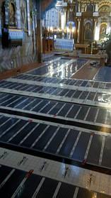 Опалювальну систему Heat Plus встановлено на площі 114м/кв, загальною потужністю 17.8кВт.