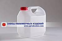 Канистра пластиковая 3 литра Классика