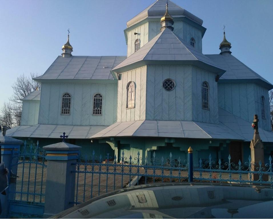 Монтаж теплої підлоги у церкві с.Підмихайля (Калуський р-н)