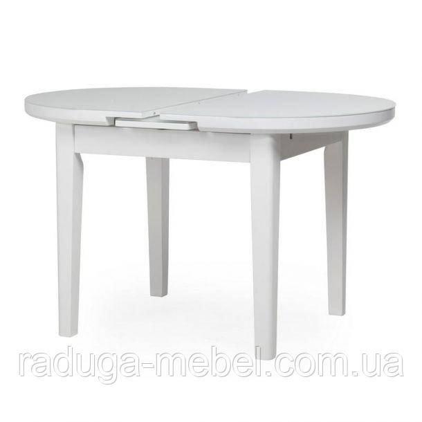Стол кухонный обеденный белый TМ-75
