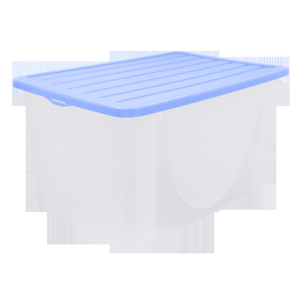 Емкость для хранения вещей с крышкой 9,6л