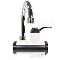 ☛Водонагреватель GZU ZM-D16 Кран + душ для мгновенного электрического нагрева воды 3000 Вт с LCD дисплеем