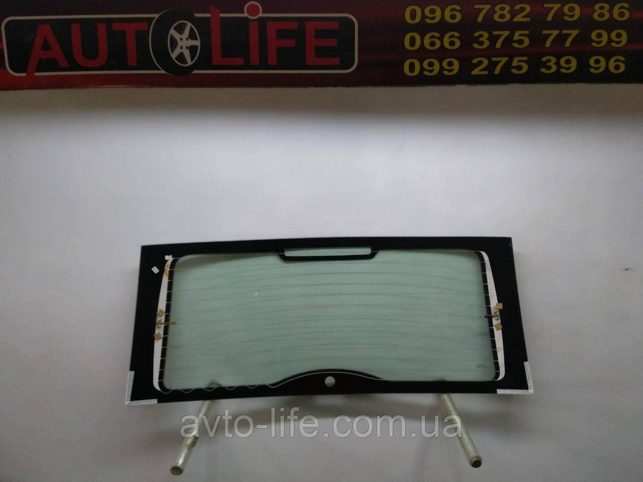 Заднее стекло Skoda Roomster (2007-2014) с обогревом |Автостекло Шкода Румстер| Доставка по Украине | ГАРАНТИЯ