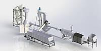 Комплект оборудования для переработки кормового сырья (пивной дробины, спиртовой барды, фруктовых выжимок)