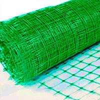 Сетка шпалерная Огуречная Зеленая 1,7*1 м на отмотку Венгрия
