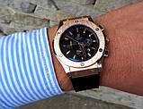 Часы Hublot. Часы хублот. Мужские часы Hublot. Наручные часы хублот. Мужские часы., фото 2