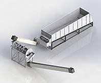 Комплект оборудования для механизированной подачи сырья