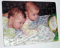 Фотопазлы формата А5 на 60 элементов