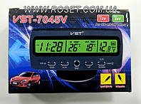 Цифровые часы для автомобиля VST 7045V, фото 1