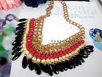 Женское стильное ожерелье , фото 1