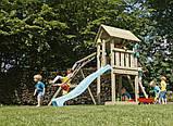 Детский деревянный спортивный комплекс Blue Rabbit KIOSK + SWING, фото 5