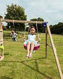 Детский деревянный спортивный комплекс Blue Rabbit KIOSK + SWING, фото 8