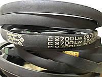 Ремень клиновой С 2700 Lw, 22x2700 Lw - GUFERO Чехия