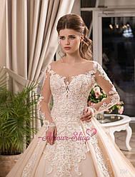 Класичні весільні сукні