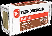 """Утеплитель """"ТехноФлор Проф"""" 50 мм (2,88 м кв.) (1,2 х 0,6 м х 4) 170 кг/м3"""