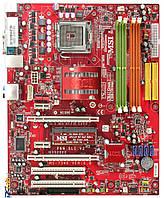 Плата S775 MSI MS-7346 ( P6N SLI V2 ) Понимает 8GB DDR2 + Сore2DUO до E8600, и серию Core2QUAD -до Q6700 max