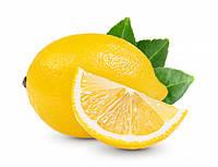 Лимон з шкіркою сублімований
