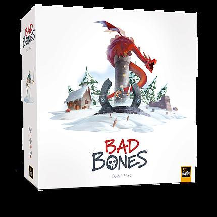 Настольная игра Bad Bones (Незваные кости), фото 2
