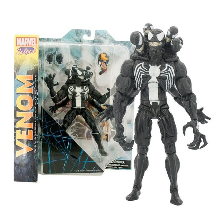 Фигурка Венома 18 см - Venom, Spider - man, Marvel