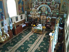 Монтаж теплої підлоги у церкві с.Стратин (Рогатинський р-н) 10