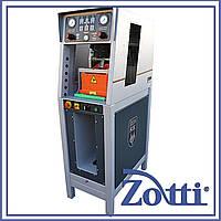 Пресс мембранный для приклейки подошвы (2е мембраны) mod. AS 1800 K49. Iron Fox (Италия)