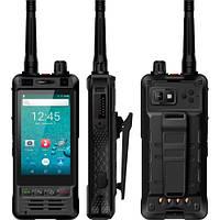 Телефон-рация Android Land Rover W5 (Rungee)  2 сим,5 дюймов,4 ядра,8 Гб,5 Мп,5000 мА\ч.
