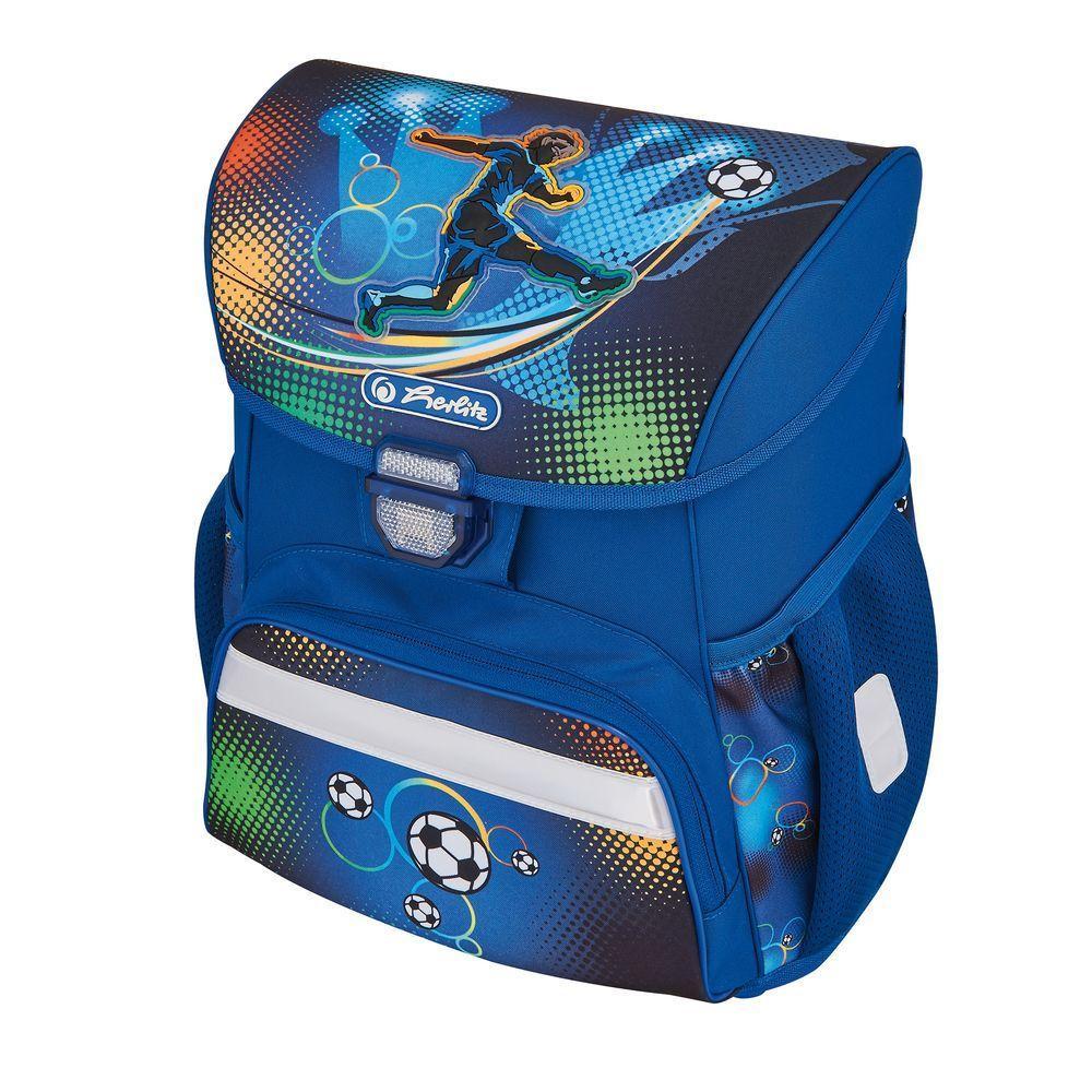 b355df32e159 Ранец Herlitz Loop Soccer без наполнения 50008032 - Интернет магазин