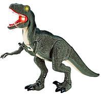 Динозавр дракон на радіокеруванні (світло, звук) Dino World 6124