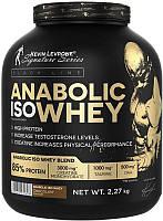 Изолят сывороточного протеина Kevin Levrone Anabolic ISO Whey 2.2 kg