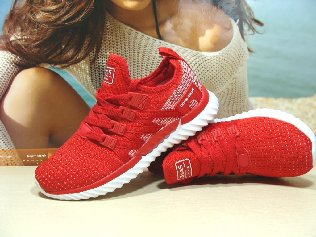 Женские кроссовки BaaS ADRENALINE GTS 1 красные 36 р., фото 1