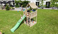 Спортивные игровые детские комплексы из дерева  Blue Rabbit PAGODA