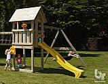 Большая детская игровая спортивная площадка на улицу Blue Rabbit KIDPARK, фото 2
