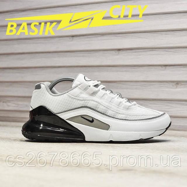 Мужские кроссовки Nike Air Max Hybrid 270-97 White фото описания 1