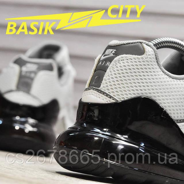 Мужские кроссовки Nike Air Max Hybrid 270-97 White фото описания 3