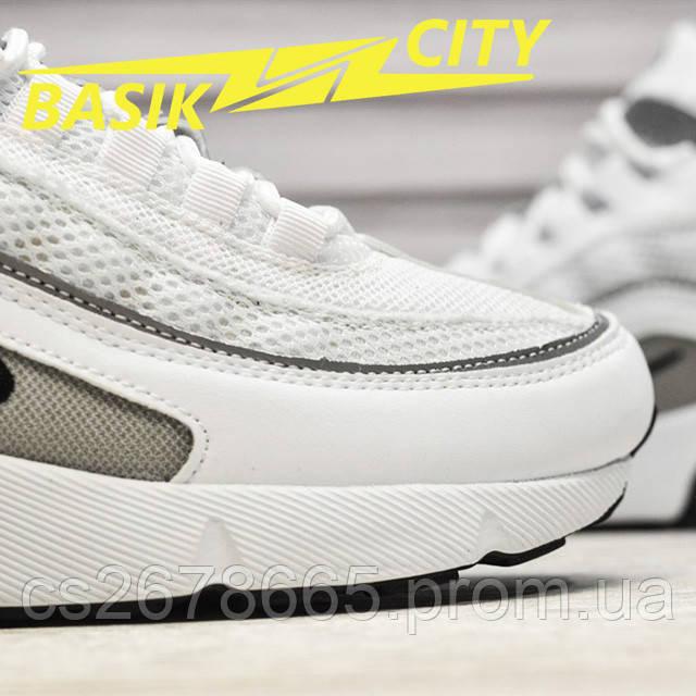Мужские кроссовки Nike Air Max Hybrid 270-97 White фото описания 5