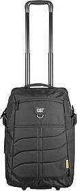 Дорожная сумка на колесах CAT Millennial Classic 83653;01 черный