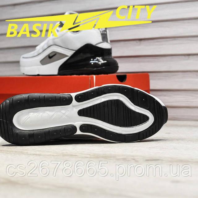Мужские кроссовки Nike Air Max Hybrid 270-97 White фото описания 7