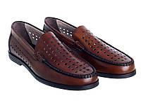Туфли  Etor 15530-6589-4900 коричневые, фото 1