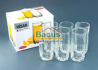 """Набір скляних стаканів 225мл (6шт./наб.) """"Casablanca"""" Pasabahce 42858, фото 1"""