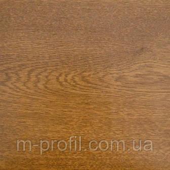 Профнастил ПС-8 золотой дуб , толщина 0,40мм