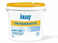 Грунт Knauf (Кнауф) Грундирмиттель, 5 кг