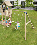 Качели SWING для детской спортплощадки Blue Rabbit, фото 2