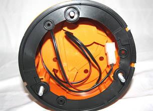 Мигалка желтая под лампочку 12 вольт TR512 для грузовиков(8310TR512), фото 2