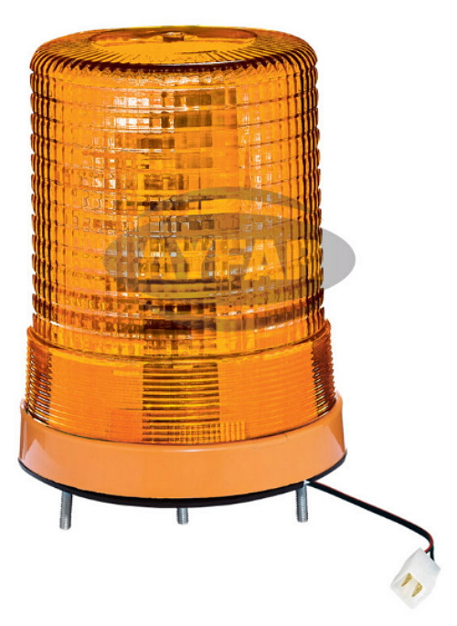 Мигалка желтая под лампочку 12 вольт TR512 для грузовиков(8310TR512)