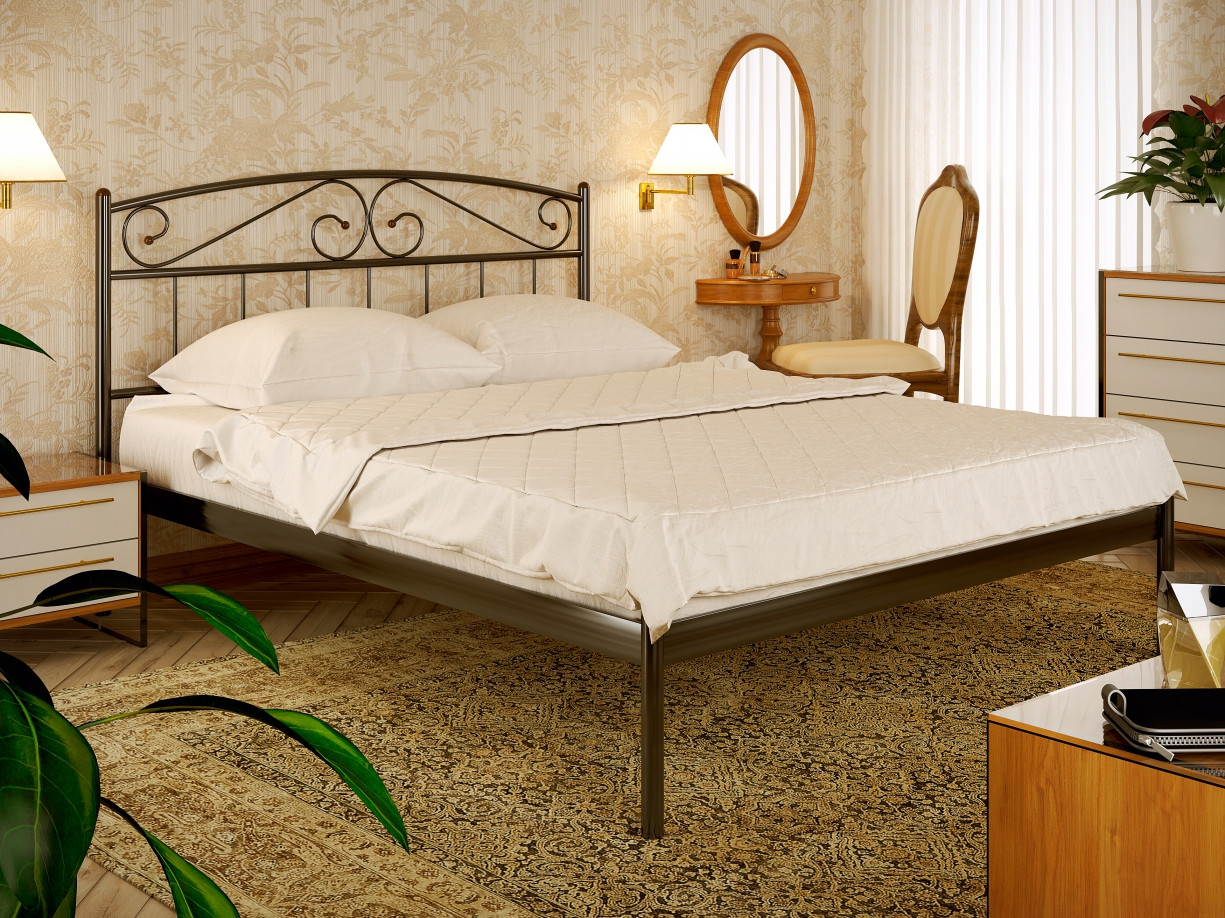 Кровать металлическая Верона XL-1 (VERONA XL-1)